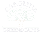Carolina Greenscapes logo-white-150